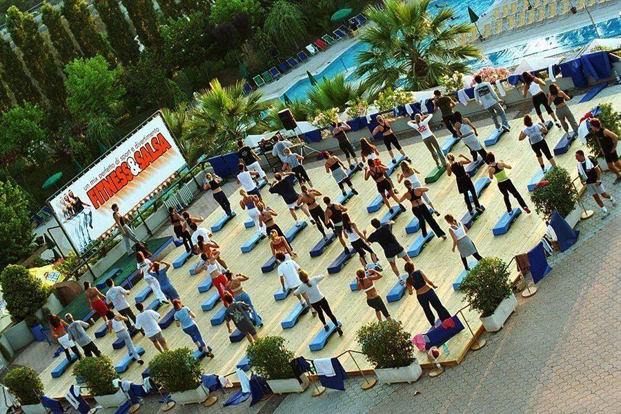 Fitness all'aperto - Forum SC