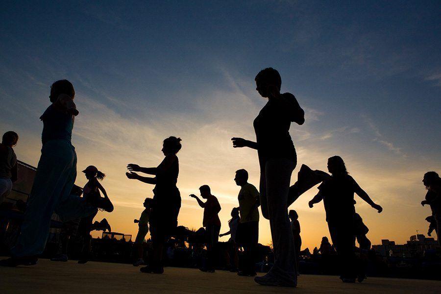 Fitness al tramonto - Forum SC