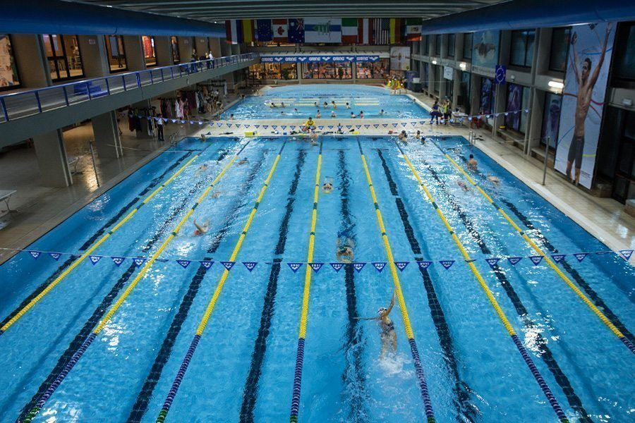 Corsi di nuoto per adulti e bambini forum roma sport center for Centro sportivo le piscine