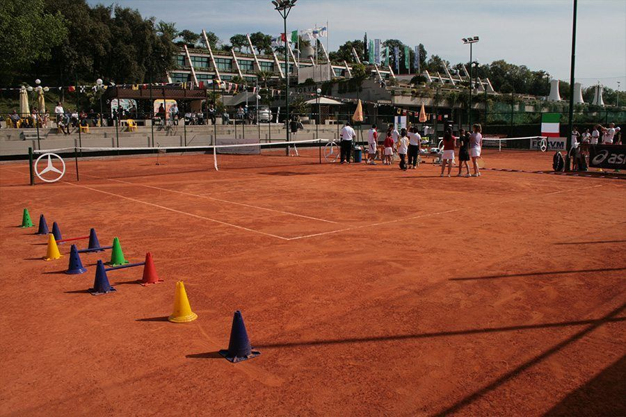 Campi da Tennis - Forum Sport Center