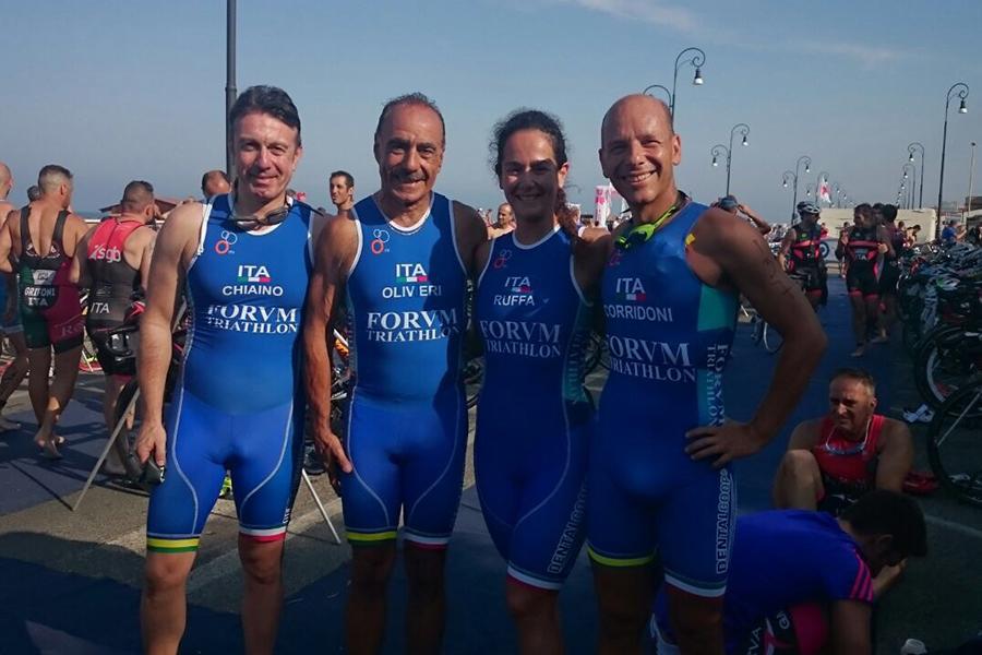 Triathlon Roma